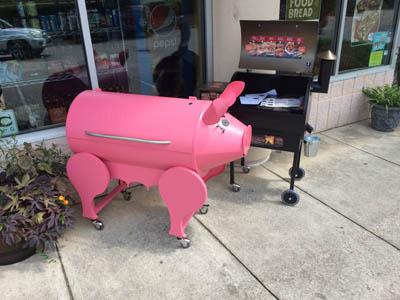Trager BBQ Smokers